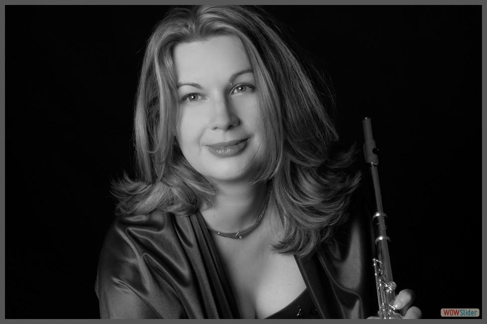 Desiree Wolff - Stellvertretende Soloflötistin - Münchner Symphoniker